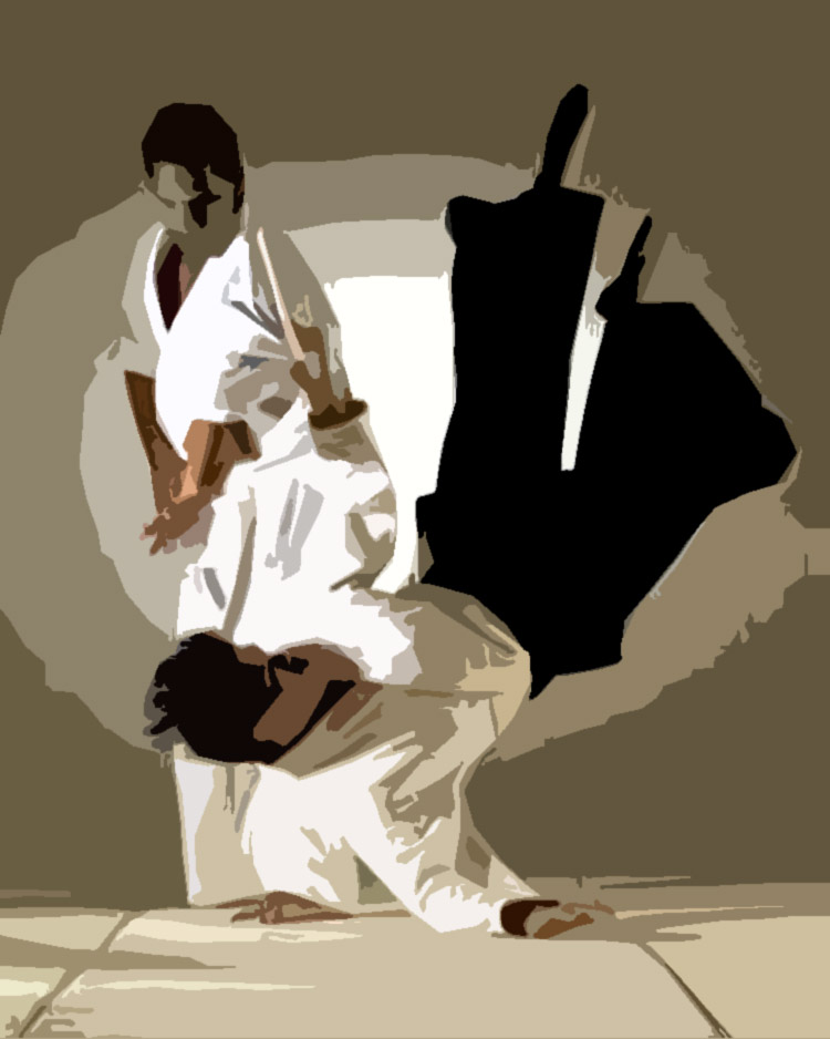 aikido-combate