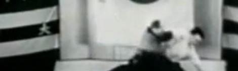 Morihei Ueshiba 1935