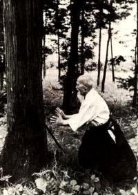 Aikido, O'Sensei Morihei Ueshiba